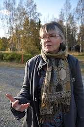 Carina Bergström 2012
