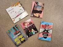 % böcker om kärlek på hbtqtema, Min bror Jessica och När mammorna blev kära är boktips från personalen.