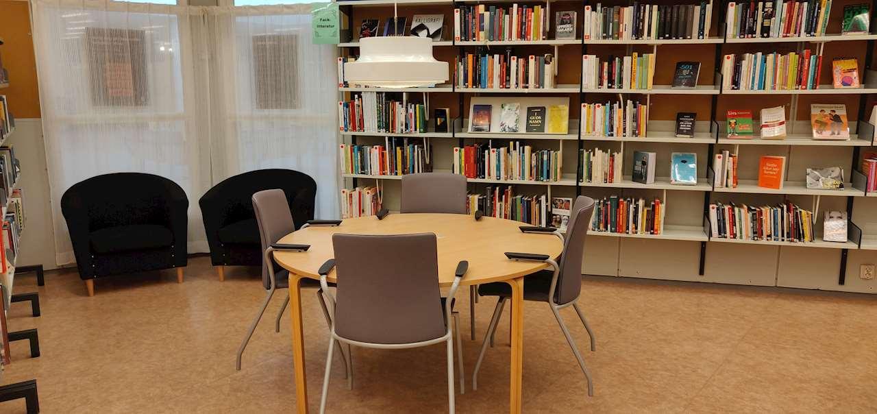 Gruppbord i fackavdelningen